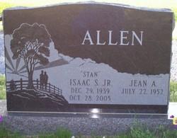 Isaac Stanford Stan Allen, Jr