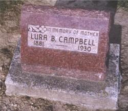 Lura Bell <i>Martin</i> Campbell