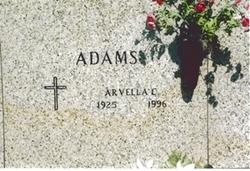 Arvella Cecelia <i>Bailey</i> Adams