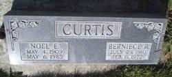 Alta Berniece <i>Ritchie</i> Curtis