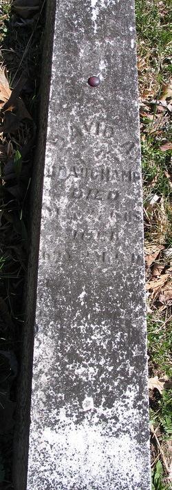 Rev David Asbury Beauchamp