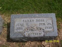 Sarah Doss