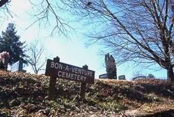 Bon-A-Venture Cemetery Old