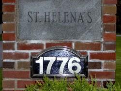 Saint Helena's Cemetery