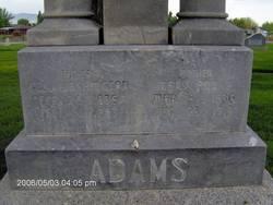 Mary Ann <i>Pilling</i> Adams