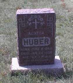Agatha Huber