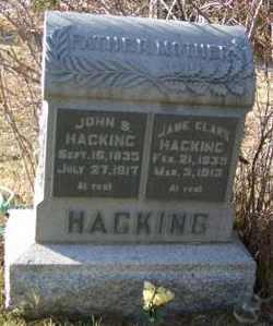 John Sampson Hacking