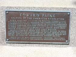 Gen Edward Paine