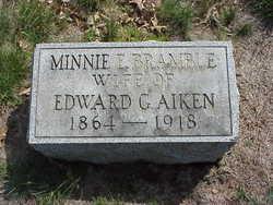 Minnie E. <i>Bramble</i> Aiken
