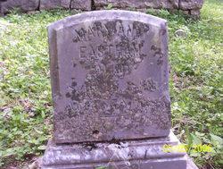 Mary Ann Eastham