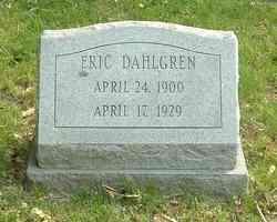 Eric Dahlgren