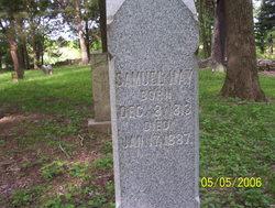 Samuel Hay, II