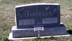 Willis E Bill Finfrock