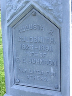 Augusta R. <i>Goldsmith</i> Johnson