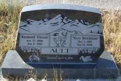 Mary <i>Strickland</i> Ault