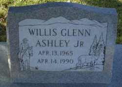 Willis Glenn Ashley, Jr