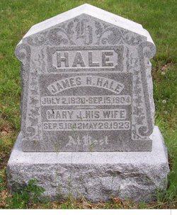 Mary J Hale