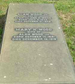 Alan Wood, Jr