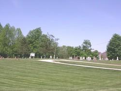 Hutton Memorial Cemetery