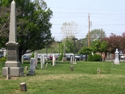 Mentor Avenue Cemetery