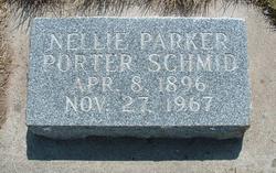 Nellie Parker <i>Porter</i> Schmid