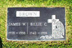 Billie Claire <i>Parker</i> Brown