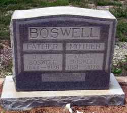 Fannie Boswell