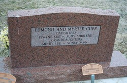 Edmond Valentine Cupp