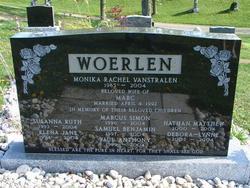 Monika Rachel <i>Vanstralen</i> Woerlen