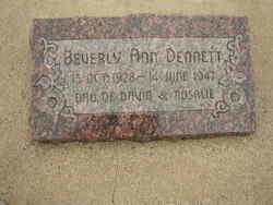 Beverly Ann Dennett