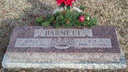 Agnes C Barnett
