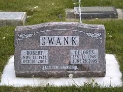 Pearl Delores <i>Banks</i> Swank