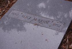 Alice McBride