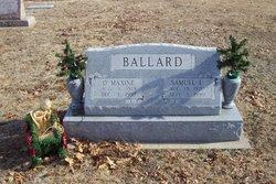 D Maxine Ballard