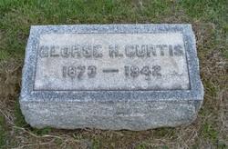 George H Curtis