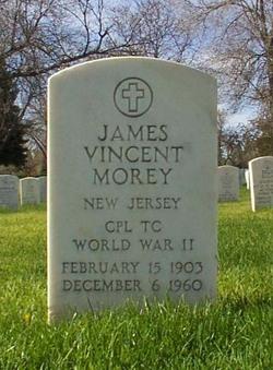 James Vincent Valentine Morey