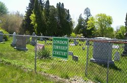London Township Cemetery
