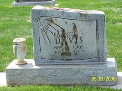 Fauniel Frances Mert <i>Ryan</i> Davis
