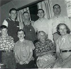 Gladys Mae <i>Freiley</i> Herren