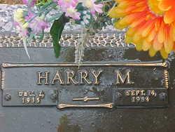 Harry M. English