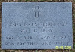 James Louis Jimmy Huggins, Jr