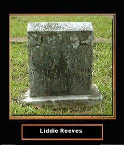 Liddie <i>Parsley</i> Reeves