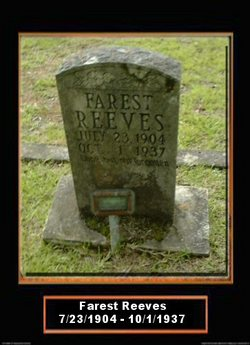 Farest Reeves