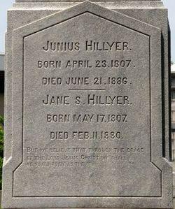 Junius Hillyer