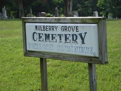 Mulberry Grove Cemetery