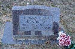Thomas Delma Kendrick