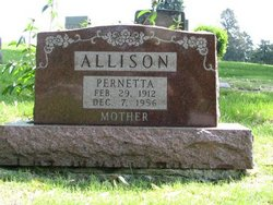 Pernetta Arlene <i>Krick</i> Allison