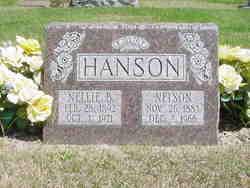 Nellie Bly <i>Ferrell</i> Hanson