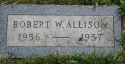 Robert Wayne Allison