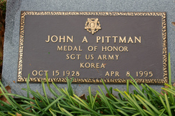John Albert Pittman